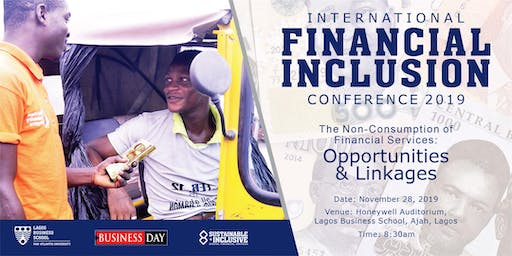 International Financial Inclusion Conference 2019