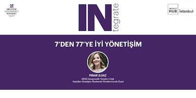 Integrate -  7den 77ye İyi Yönetişim