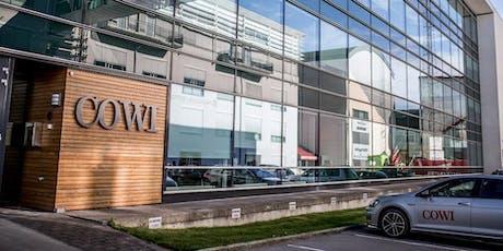 Jubileumsfrokost: COWI 60 år i Fredrikstad – Historie å være stolt av tickets
