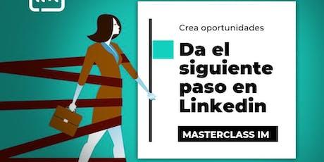 Da el siguiente paso en LinkedIn:  Gestiona tu marca personal entradas