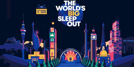 Little Moscow @ The Big Sleep Out tickets