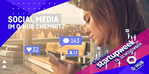 Startup Week: Workshop Growth Hacks im Social Media Marketing