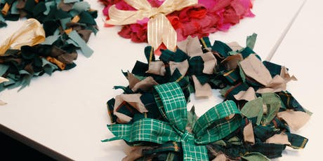 Sustainable Christmas Wreath & Cracker Making Workshop tickets