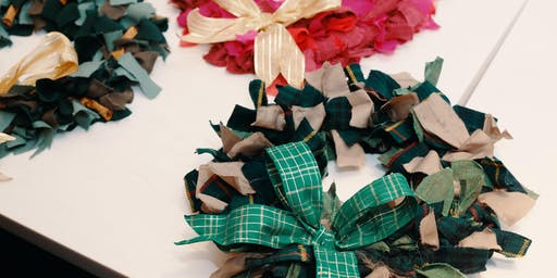 Sustainable Christmas Wreath & Cracker Making Workshop