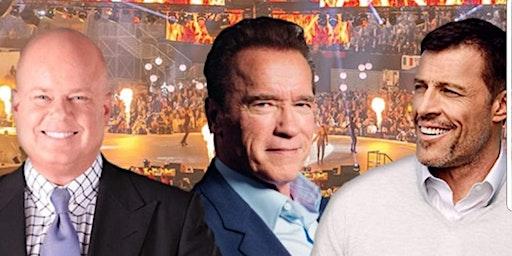 Elite Seminar Tony Robbins Y Eric Worre