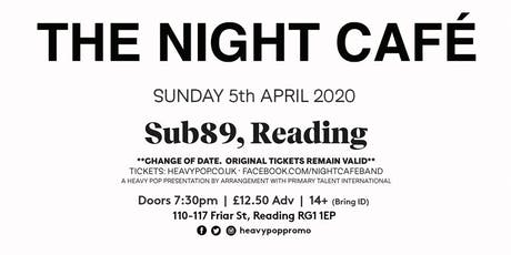 The Night Cafe tickets