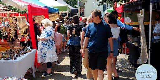 Brighton's Christmas Artisan Makers Market & Street Food Market