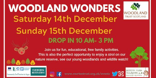 Woodland Wonders Weekend