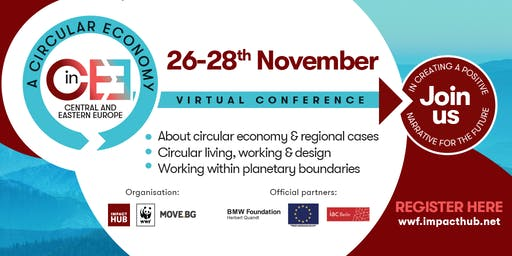 Virtual Conference: A Circular Economy in Central and Eastern Europe