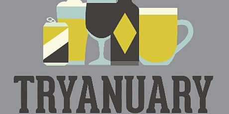 Tryanuary Beer Tasting tickets