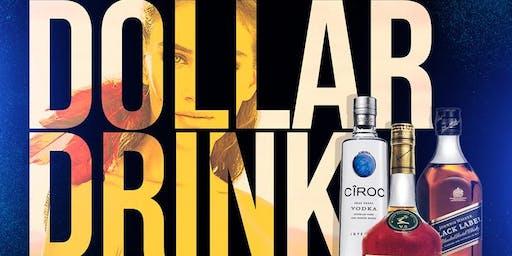 DOLLAR DRINK Wednesday's