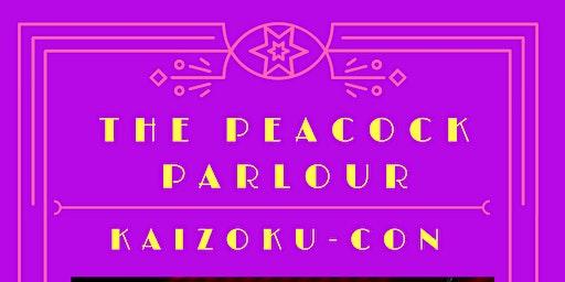The Peacock Parlour Kaizoku-Con