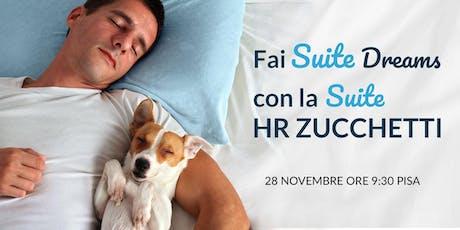 HR INFINITY DAY:SCOPRI LE NOVITA' DELLA SUITE PER  biglietti