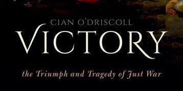 Guest speaker: Professor Cian O'Driscoll, University of Glasgow