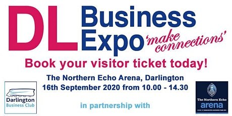 DLExpo - 16 September 2020 - Visitor Registration tickets