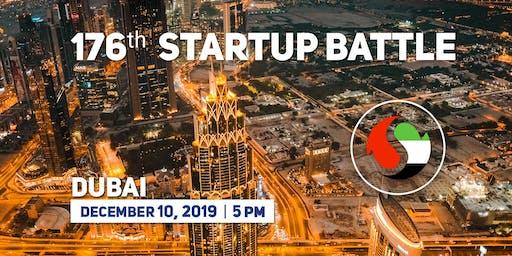 176 Startup Battle, Dubai