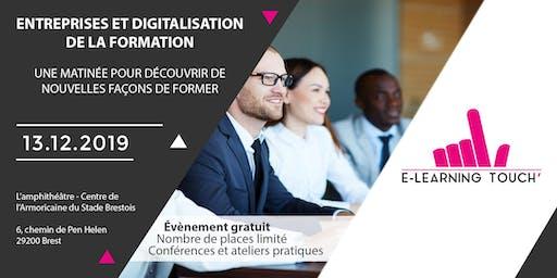 Entreprises et digitalisation de la formation
