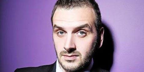 Icebreaker Comedy Night - with John Gavin tickets