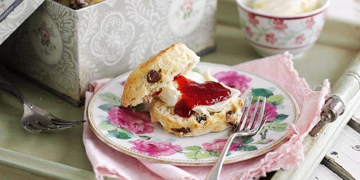 Great British Afternoon Tea - Baking Course