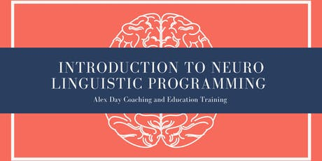 Introduction to Neuro Linguistic Programming tickets