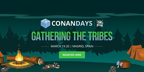 ConanDays 2020 - Gathering the Tribes tickets