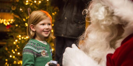 SOLD OUT-An audience with Father Christmas (smaller group)