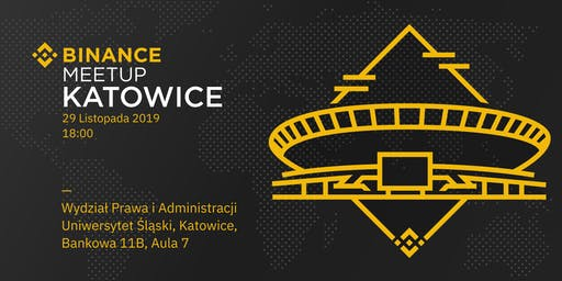 Binance Meetup Katowice