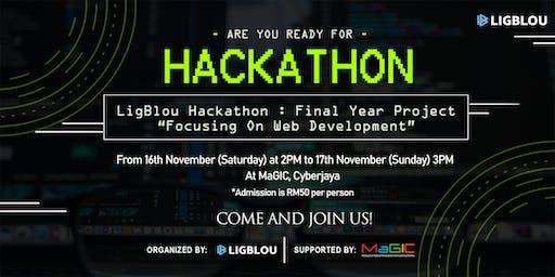 LigBlou Hackathon : Final Year Project