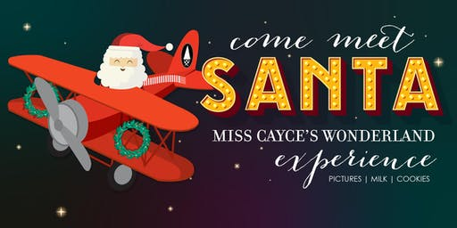 Miss Cayce's Santa Experience