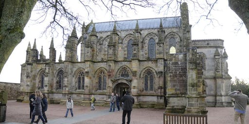 Cycle tour to Da Vinci Code Roslin Chapel