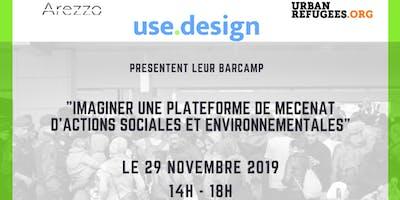 Imaginer une plateforme de mécénat d'actions sociales et environnementales