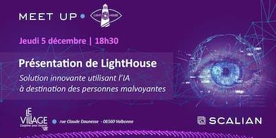 Lighthouse: IA à destination des personnes malvoyantes (Meetup)