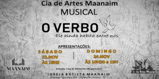 Musical O Verbo