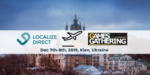 Game Localization Consulting at Game Gathering ( EN & RU)