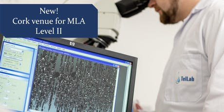 3-Day  Course- MLA  II  -  Cork -   Oil  Analysis for  Condition Monitoring tickets