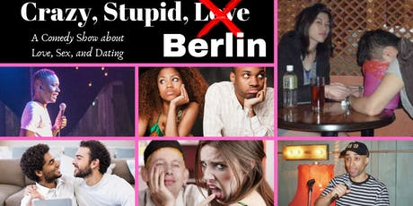 Crazy Stupid Berlin!-Comedy Show tickets