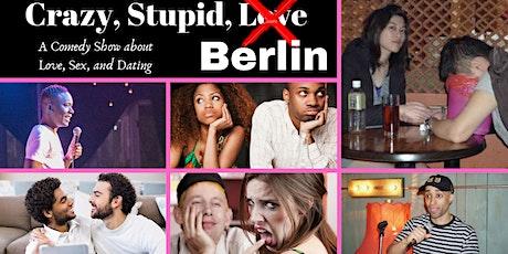 Crazy Stupid Berlin!-Comedy Show tickets