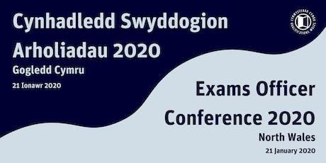 Exams Officer Conference /  Cynhadledd Swyddogion Arholiadau tickets