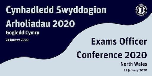 Exams Officer Conference /  Cynhadledd Swyddogion Arholiadau