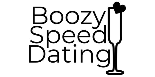 Boozy Speed Dating - Ages 25-30. £30 Booze Included!