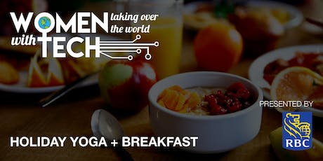 WTWT Holiday Yoga and Breakfast tickets