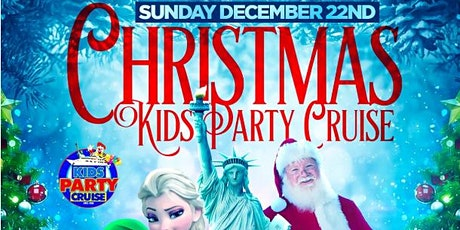CHRISTMAS KIDS PARTY CRUISE :: FIND THE PARTY :: NYC tickets