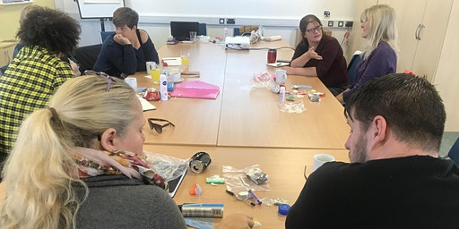 Drug and Alcohol Workshop - Working with and Safeguarding Young People. Stoke