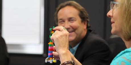 Brasil Treinamento de Certificação para facilitar LEGO® SERIOUS PLAY® Methods: Times & Grupos  ingressos