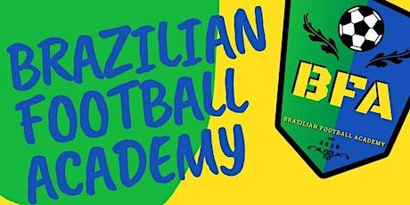BFA KICKOFF - Soccer Clinic tickets