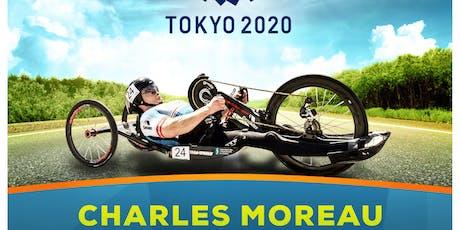 Cocktail dînatoire Moreau direction Tokyo 2020 ! billets