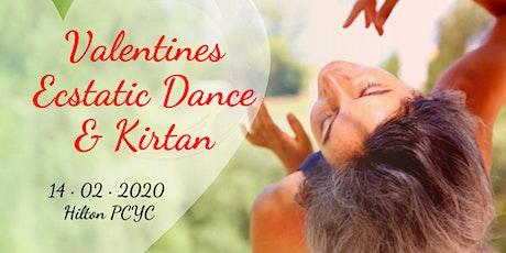 Valentines Ecstatic Dance & Kirtan tickets