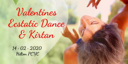 Valentines Ecstatic Dance & Kirtan