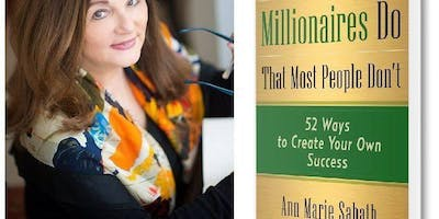 What Self-Made Millionaires Do That Most People Don't Workshop