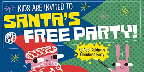 GRASS Children's Christmas Party tickets